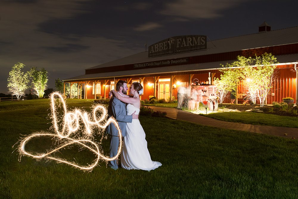 Yellow And Gray Classic Country Wedding On A Farm The Celebration