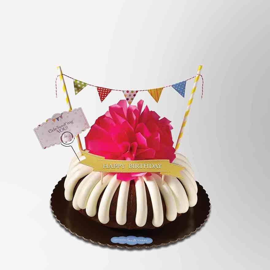 Nothing Bundt Cakes 12 Area Locations The Celebration Society