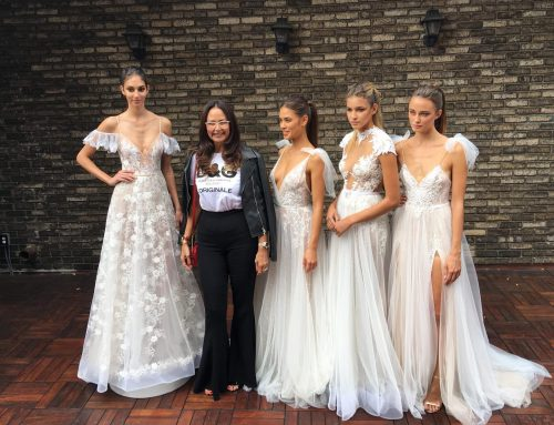 New York Bridal Fashion Diaries: Day #1