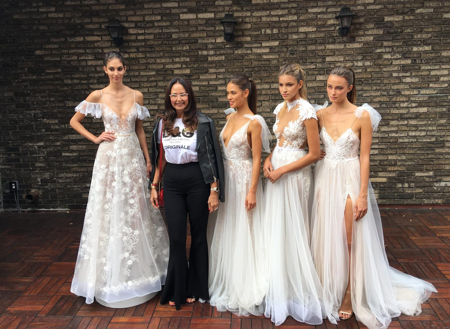 Berta MUSE - NY Bridal Fashion Week - October 2017