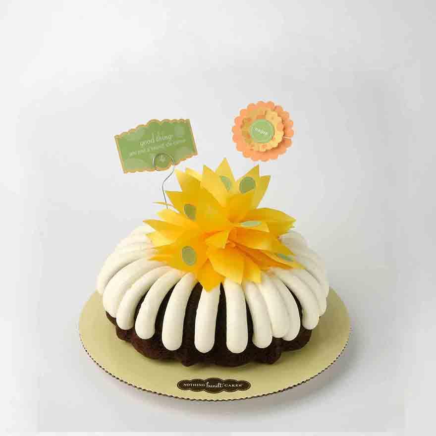 Nothing Bundt Cakes - 12 Area Locations - The Celebration Society