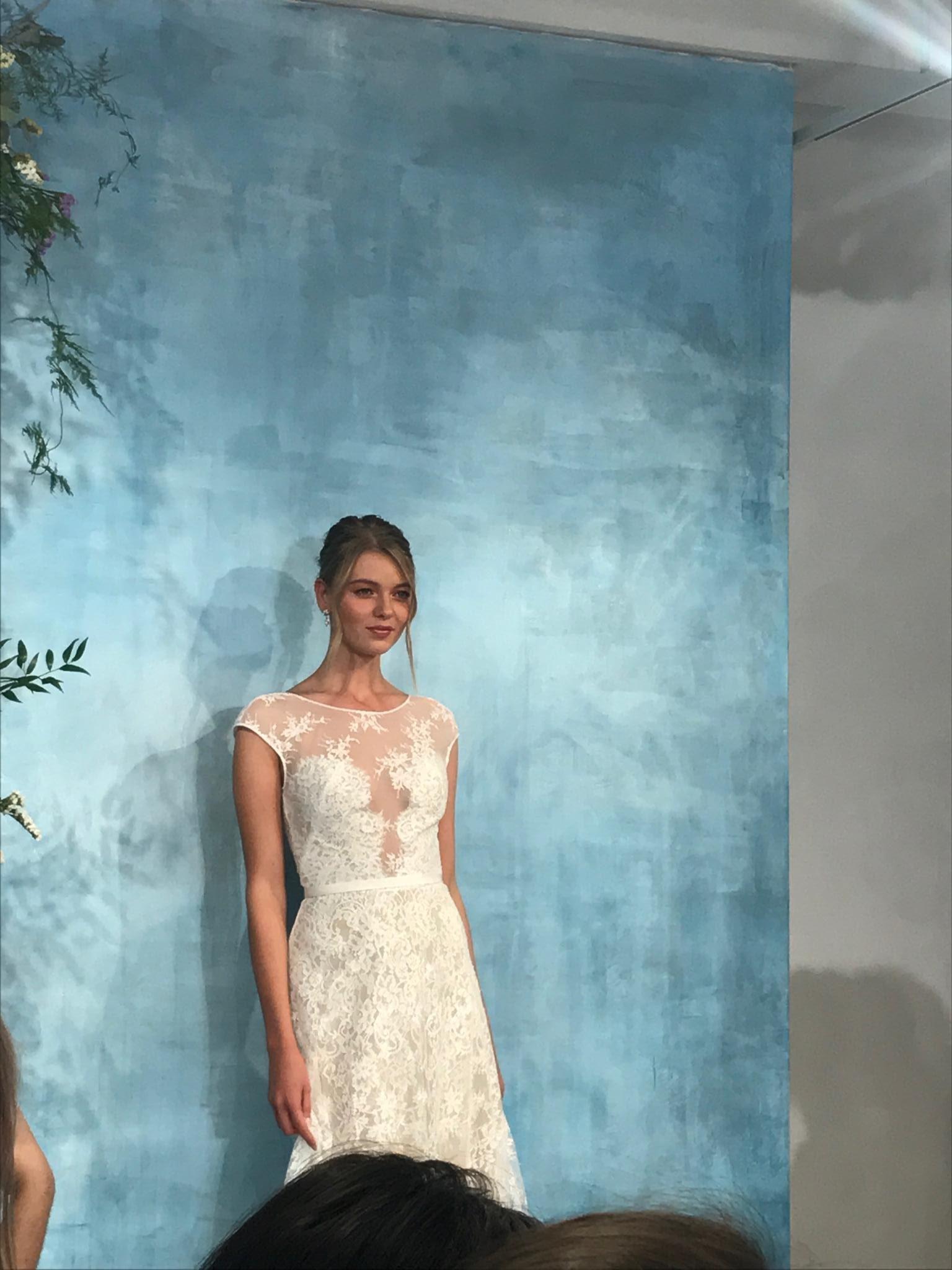 Theia NY Bridal Fashion Week - October 2017