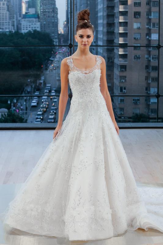 Ines di Santo - Bridal - Fall 2018