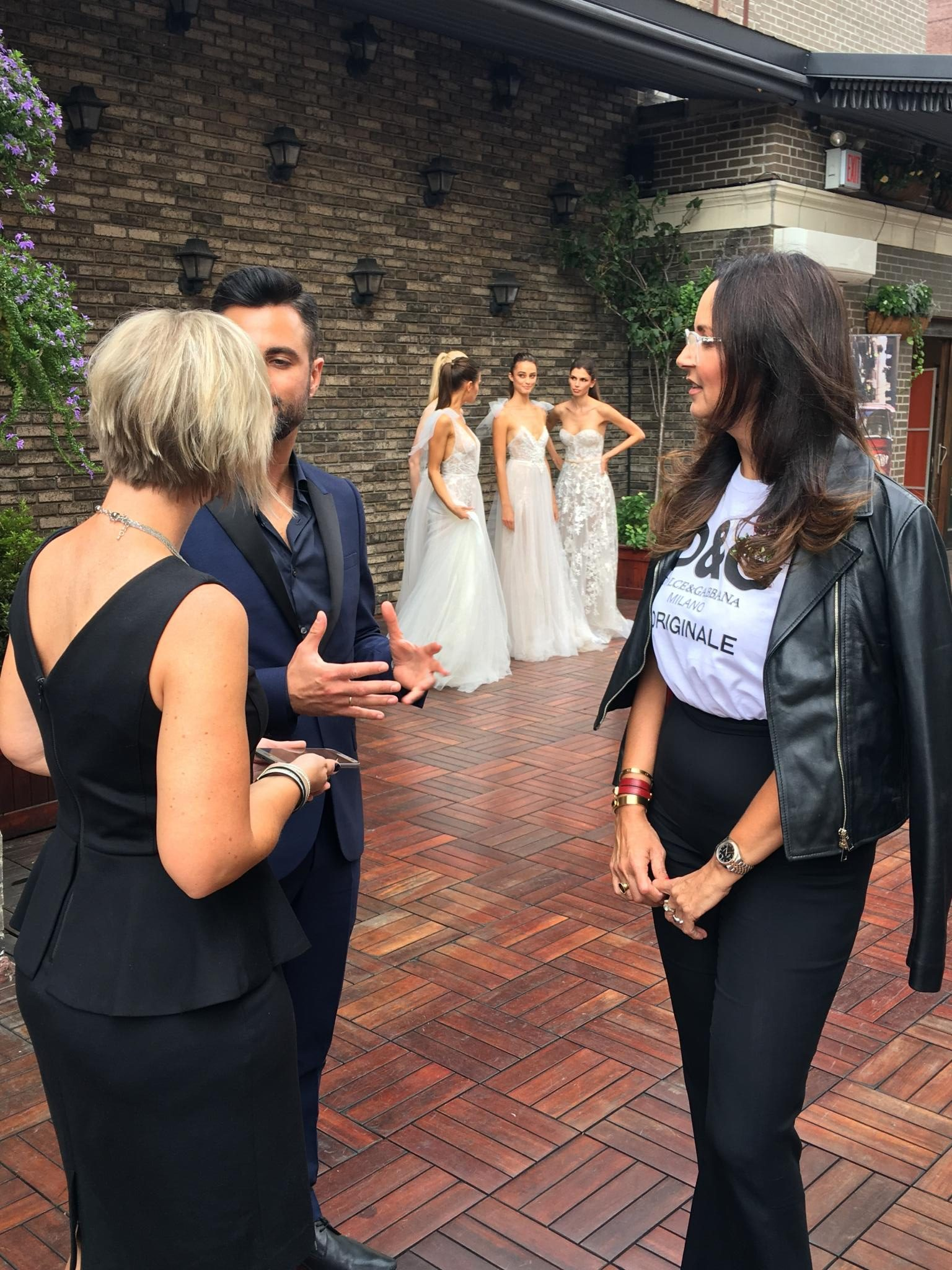Berta MUSE - NY Bridal Fashion Week - October 2017