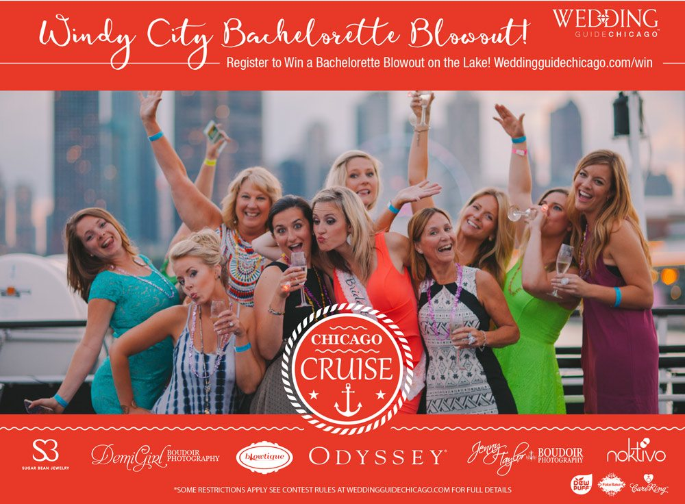 Win a Bachelorette Party on the Water! It's Giveaway Time