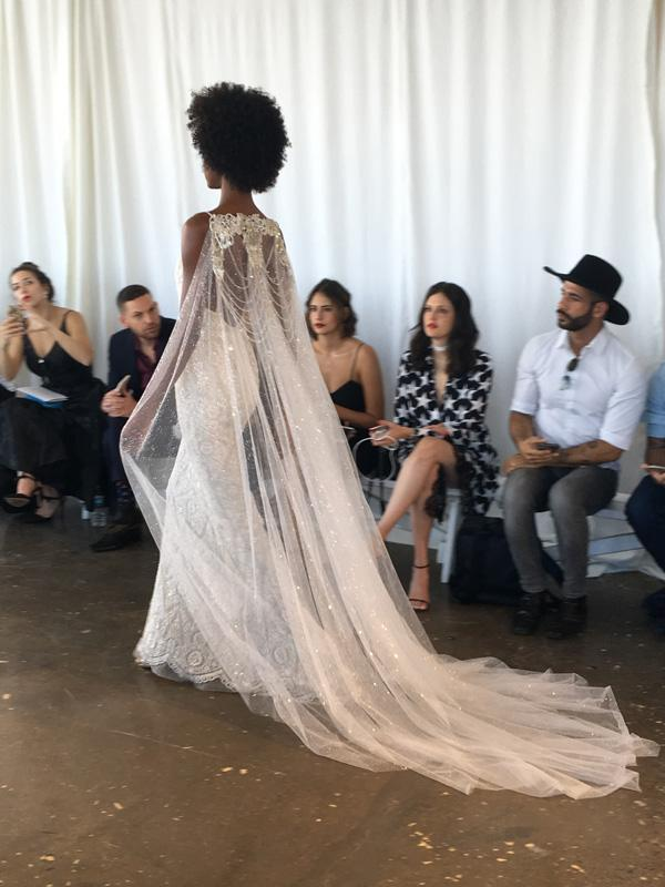 Berta - NY Bridal Fashion Week - October 2017