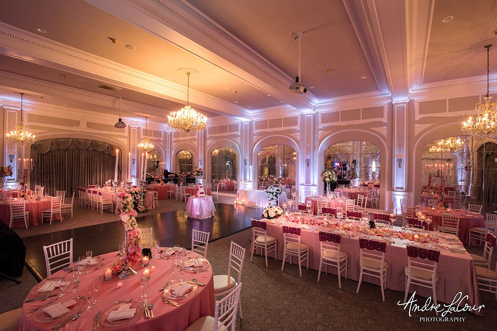 Welcome To The The Crystal Ballroom & Lounge