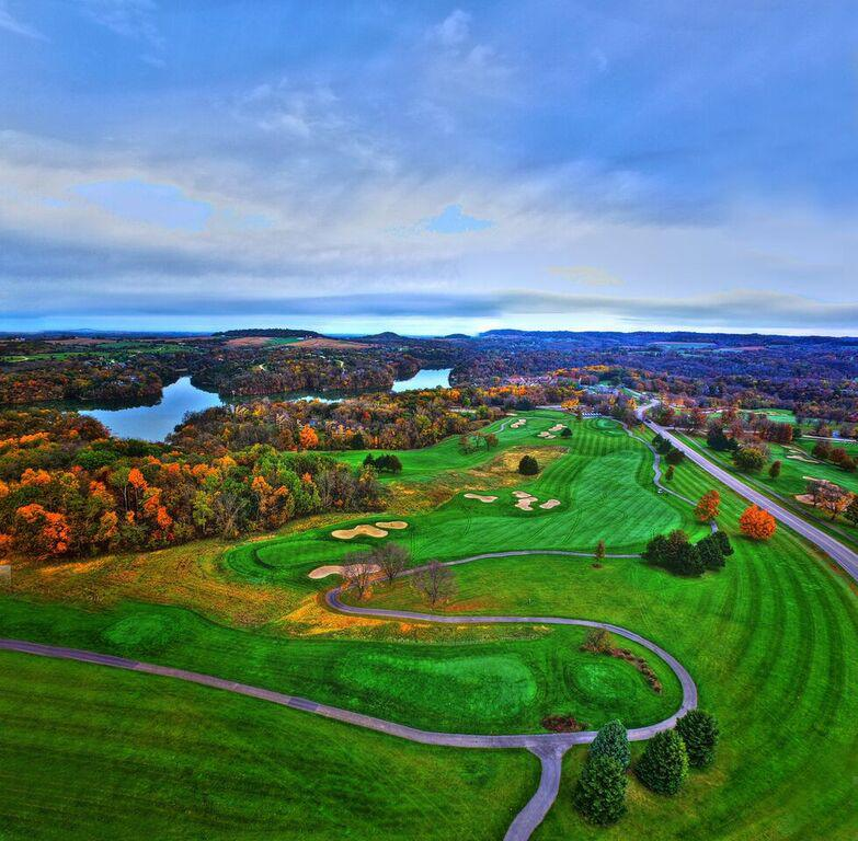 Eagle Ridge Resort and Spa in Galena, Illinois