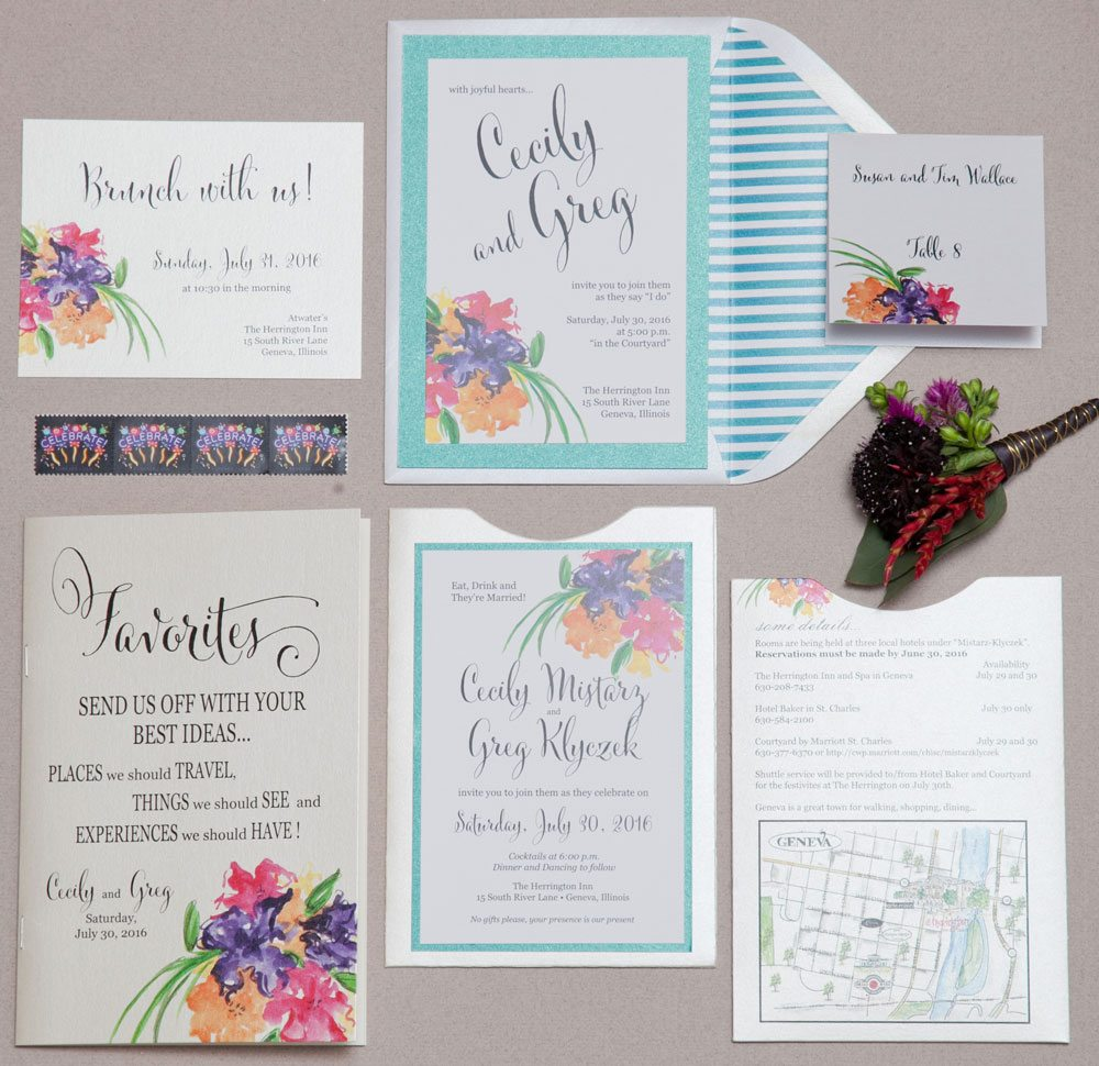 Invitation inspiration from chicagos top invitation designers invitation inspiration from chicagos top invitation designers monicamarmolfo Gallery