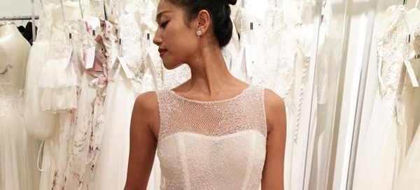 Elisabetta Polignano - NY Bridal Fashion Week - October 2017