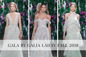 GALA by Galia Lahav - Bridal - Fall 2018