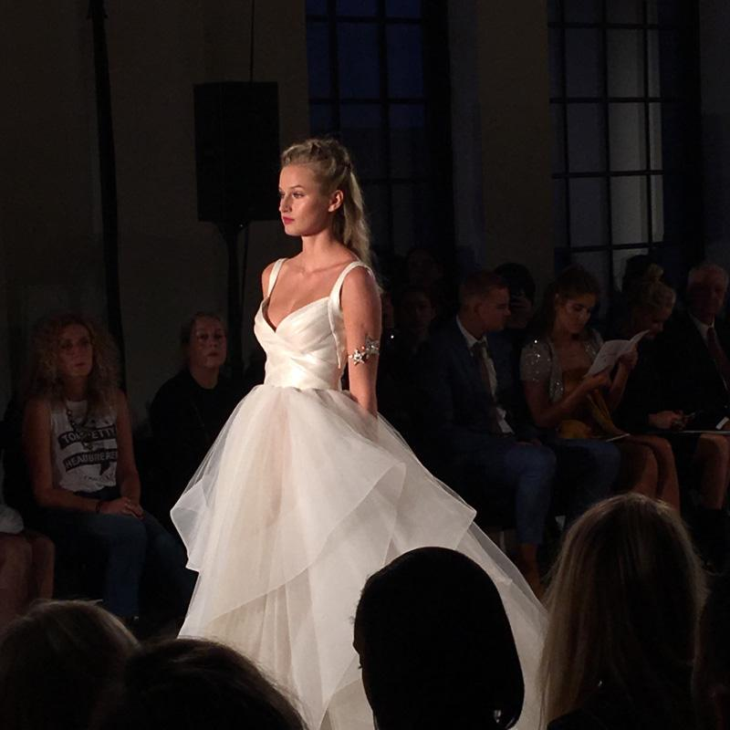 Hayley Paige - NY Bridal Fashion Week - October 2017