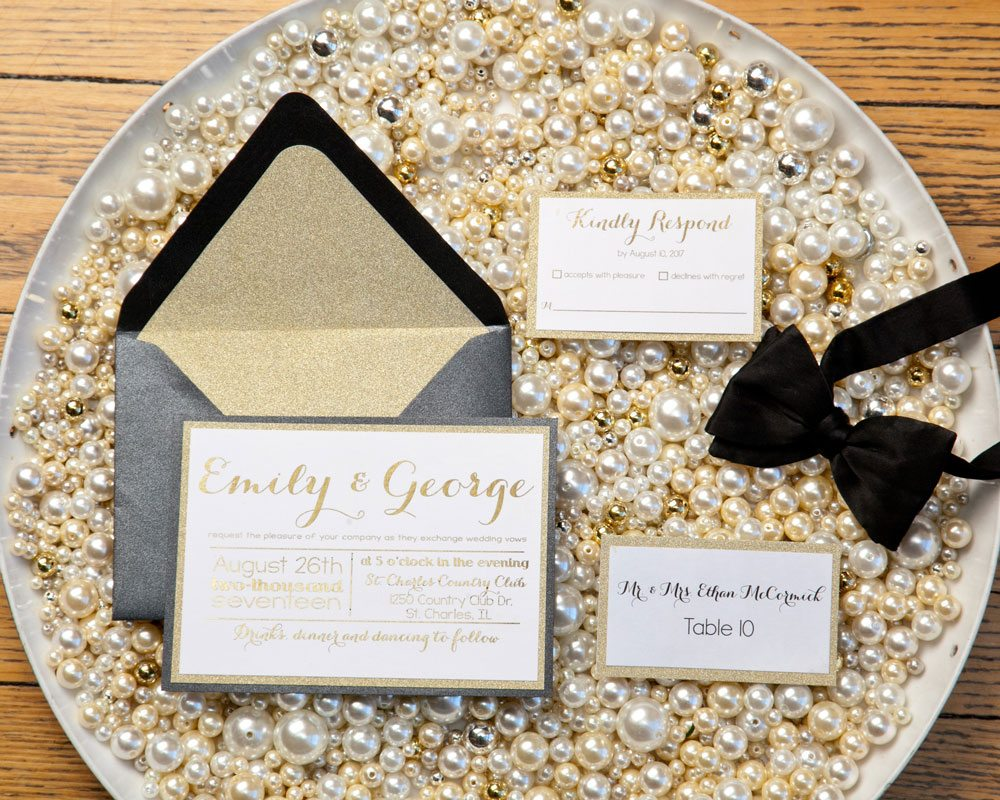 Invitation inspiration from Chicago\'s top invitation designers - The ...