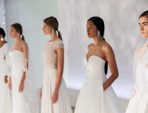 Justin Alexander Fall 2018 Bridal Collection