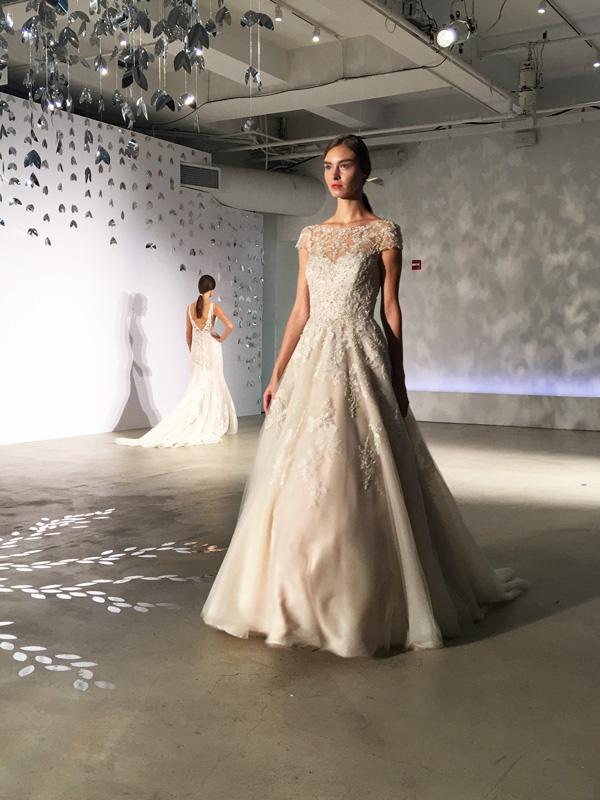 Justin Alexander - NY Bridal Fashion Week - October 2017