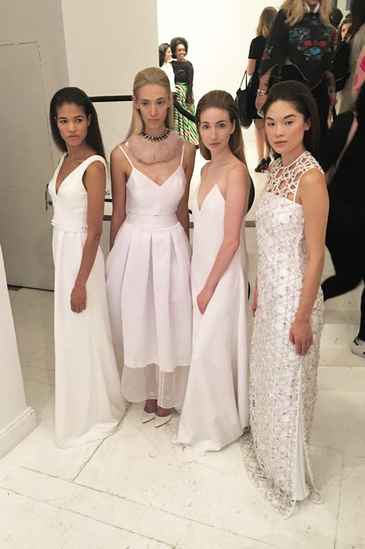 Lakum - NY Bridal Fashion Week - October 2017