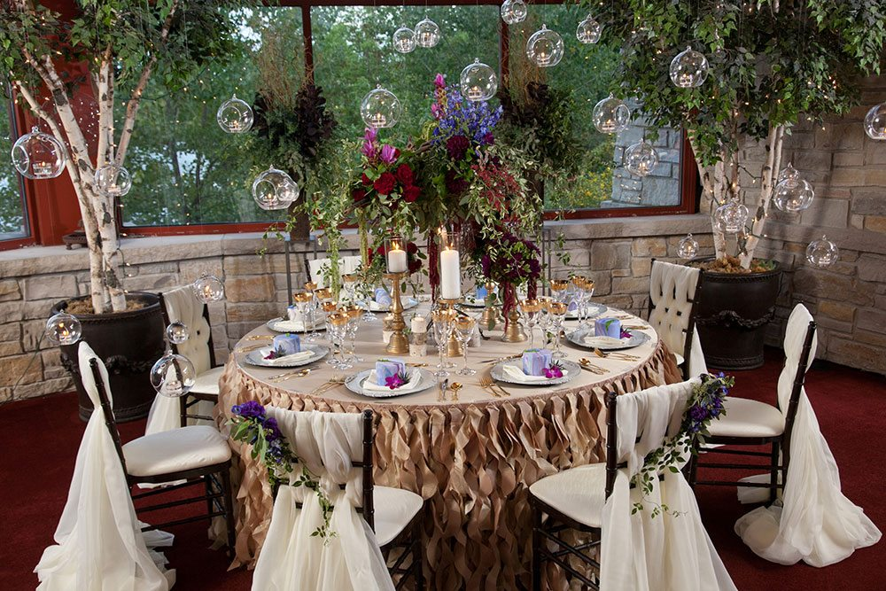 Magical Forest Wedding At The Onion Pub Brewery The Celebration