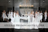 Pronovias - Bridal - Fall 2018