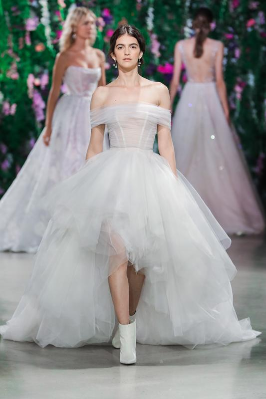 Galia Lahav Couture - Bridal - Fall 2018