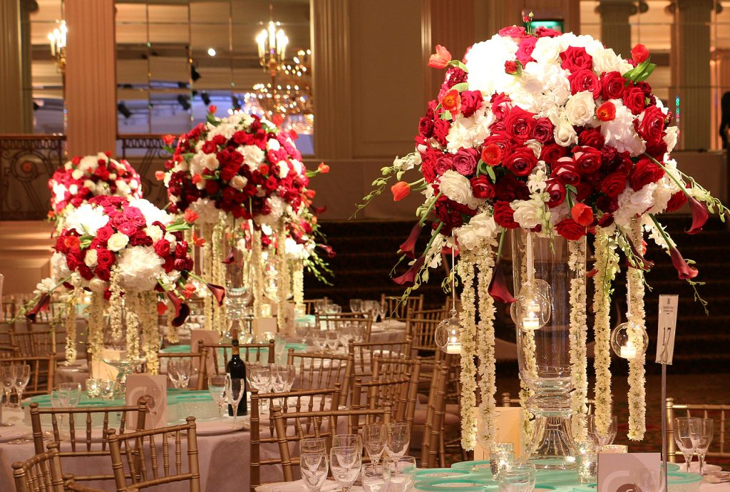 Bb weddings decor design the celebration society for Decoration vendors