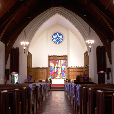 Welcome To The Gary United Methodist Church