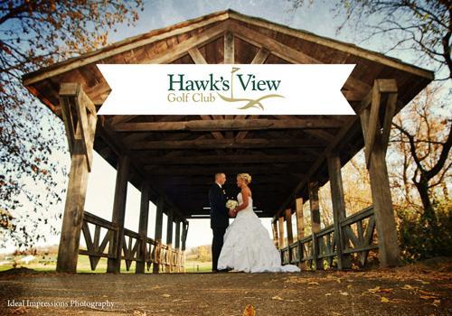 Hawk's View Golf Club in Lake Geneva, WI