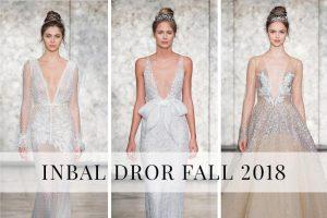 Inbal Dror - Bridal - Fall 2018