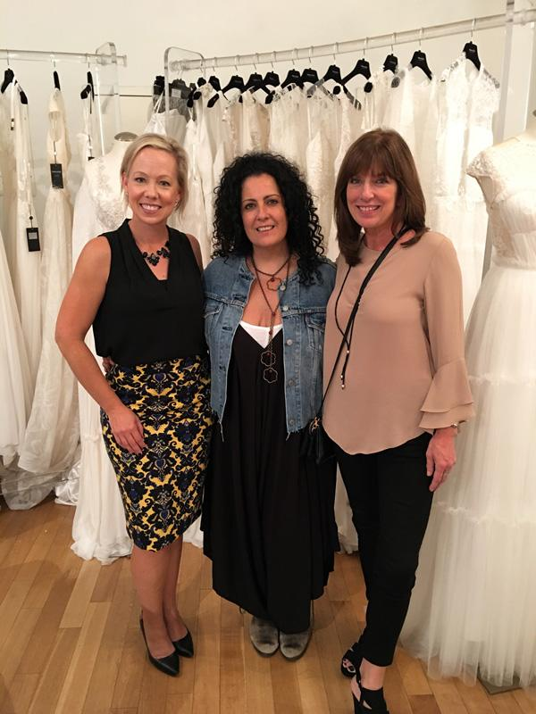 Inmaculada Garcia - NY Bridal Fashion Week - October 2017
