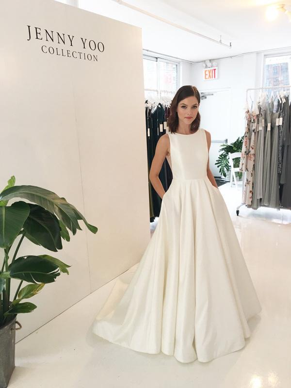 Jenny Yoo - NY Bridal Fashion Week - October 2017