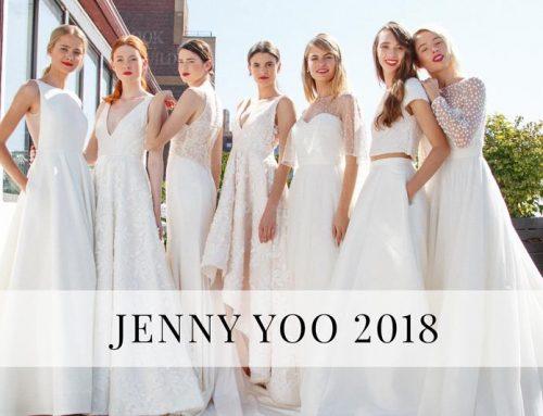 Jenny by Jenny Yoo 2018 Bridal Collection