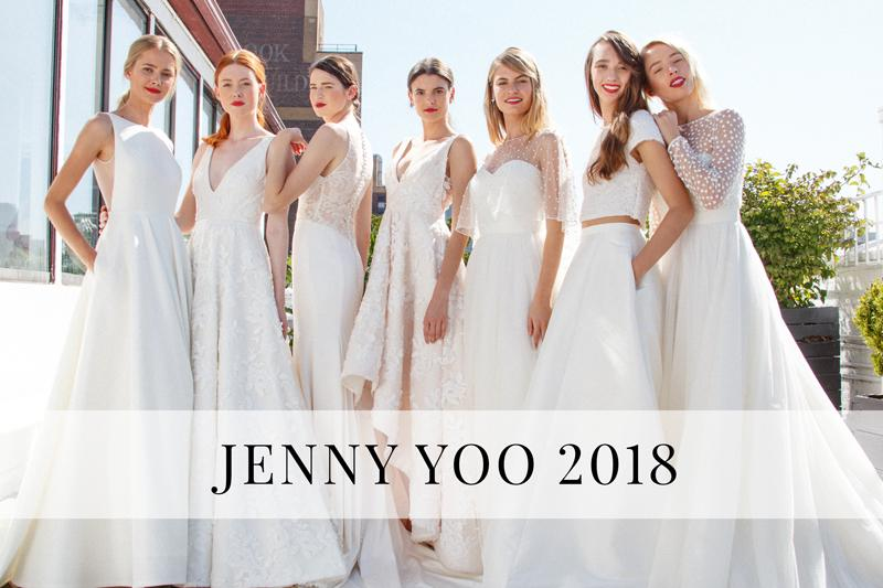 319e00519c1 Jenny Yoo 2018 Bridal Collection – ChicagoStyle Weddings