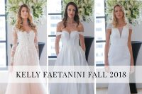 Kelly Faetanini - Bridal - Fall 2018