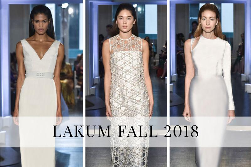 LAKUM Fall / Winter 2018 Collection
