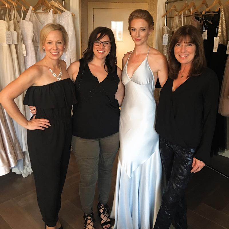 Minkmaids - NY Bridal Fashion Week - October 2017