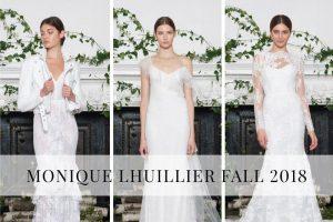 Monique Lhuillier - Bridal - Fall 2018