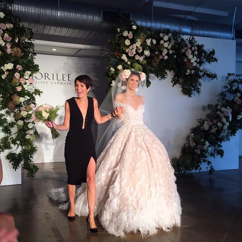Morilee - NY Bridal Fashion Week - October 2017