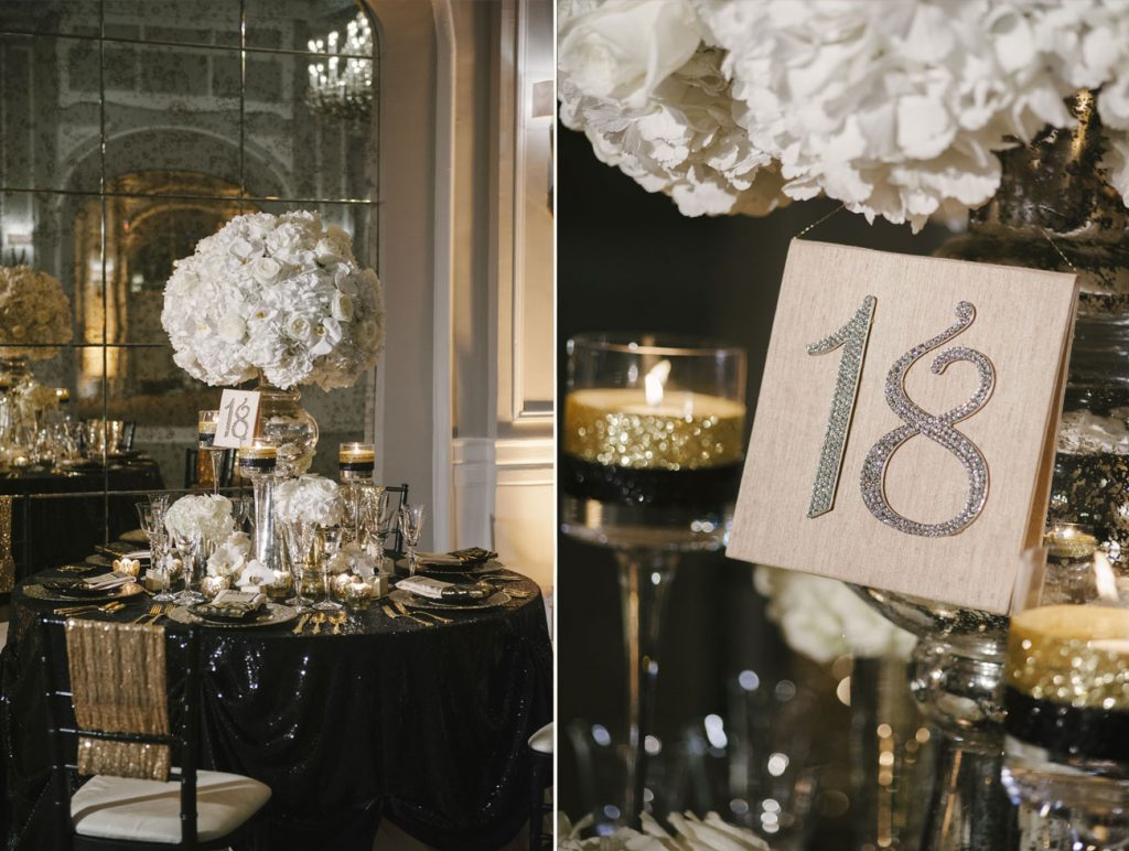Partyscapes All That Glitters Wedding Inspiration