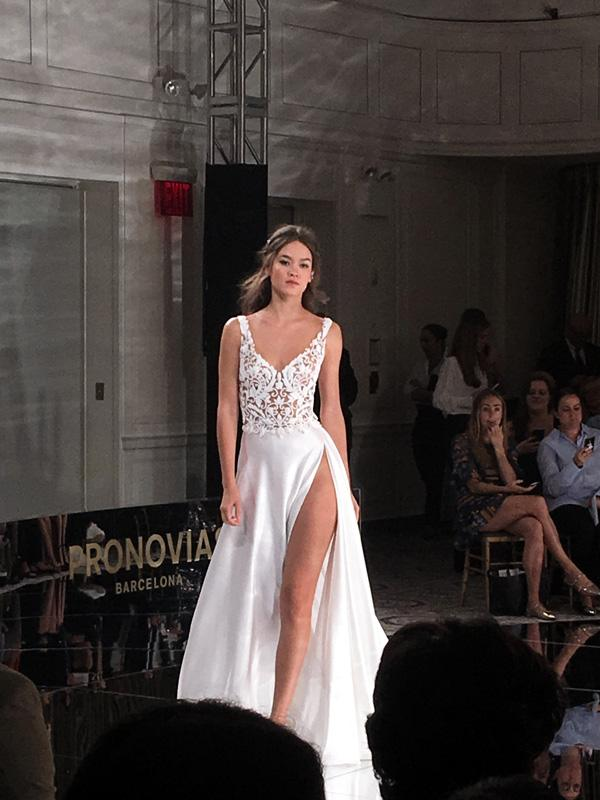 Pronovias - NY Bridal Fashion Week - October 2017