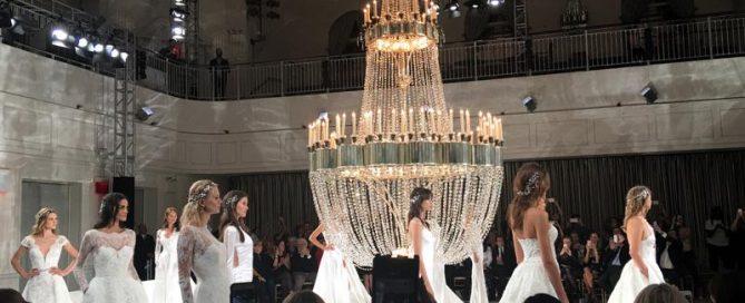 Pronovias - NY Bridal Fashion Week - October 2017