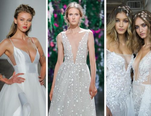 New York Bridal Fashion Week Top Trends – Fall 2018
