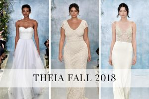 Theia - Bridal - Fall 2018