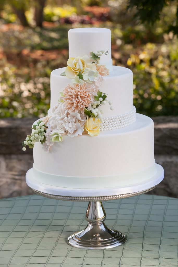 Wedding Cake Designers Atlanta Ga