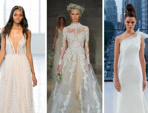 Top 10 Gowns from New York Bridal Fashion Week