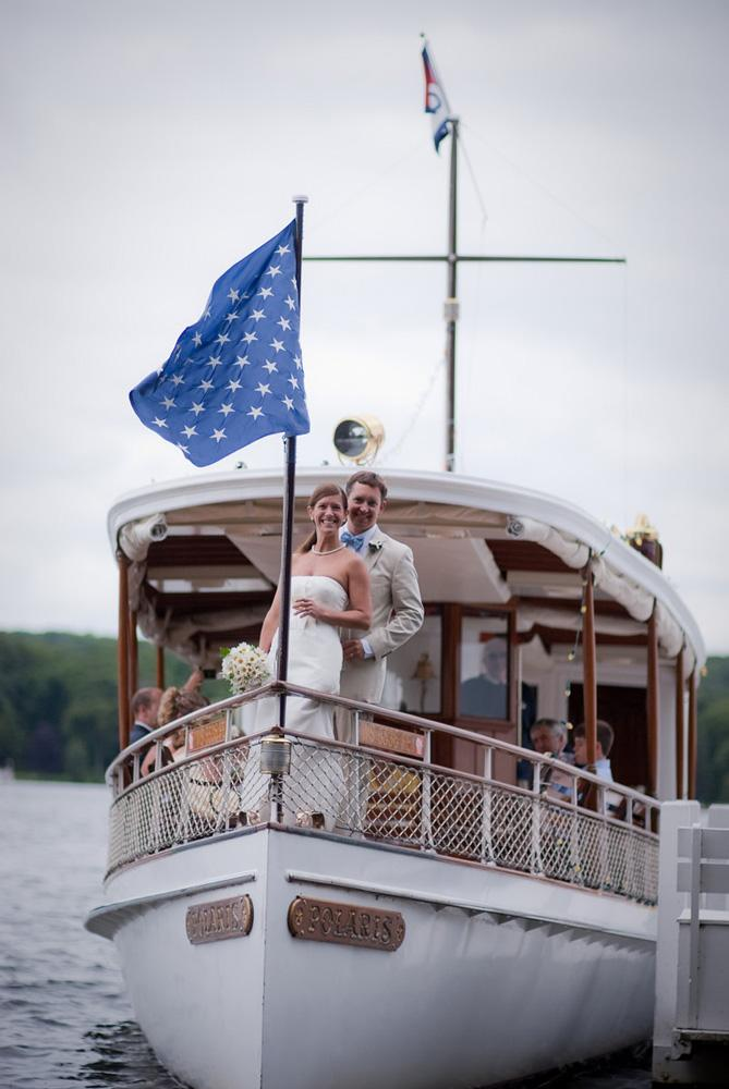 Lake Geneva Cruise Line in Geneva, Wisconsin