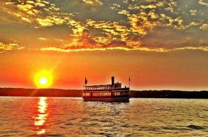 Lake Geneva Cruise Line in Geneva, Wisconsin