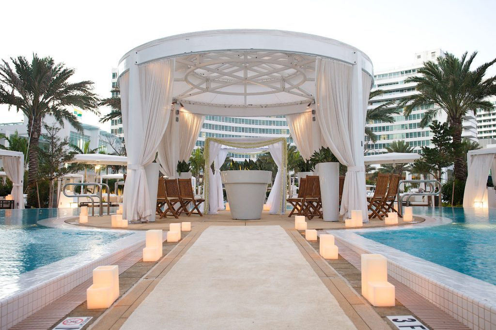 Fontainebleau Miami Beach Wedding Venue Fl
