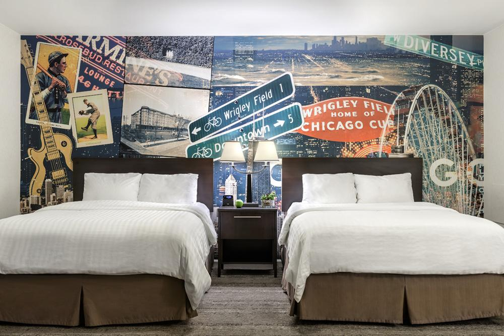 Hotel Versey in Chicago, Illinois