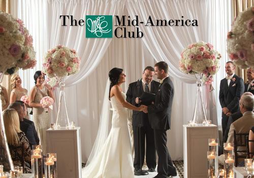 Mid America Club in Chicago, Illinois | Wedding Venue