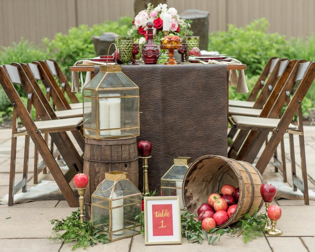 Welcome To The Rustique Swan Event Design & Curated Decor