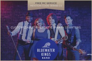 Bluewater Kings Band in Chicago, Illinois